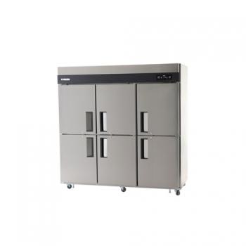 65박스 디지털 직접 냉각 방식 에버젠 냉동 1802L