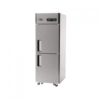 25박스 디지털 직접 냉각 냉장 551L 내부 스텐