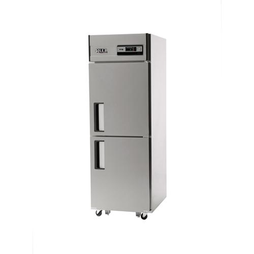 25박스 아날로그 직접 냉각 냉동 257L 냉장 257L 메탈릭강판