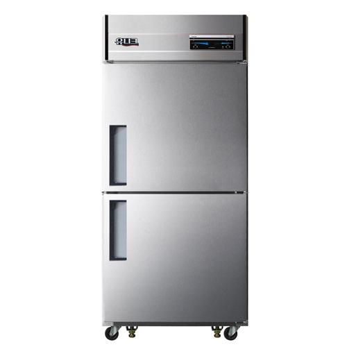 30박스 디지털 직접 냉각 냉동 329L 냉장 329L 메탈릭강판