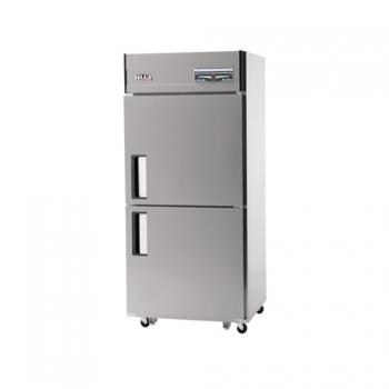 30박스 디지털 직접 냉각 냉동 693L 2도어 올 스텐