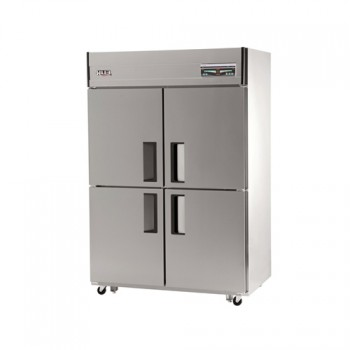 45박스 디지털 직접 냉각 냉동 1137L 내부 스텐