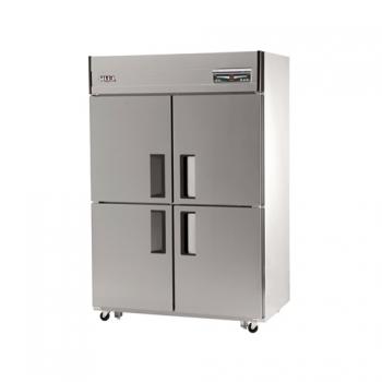 45박스 디지털 직접 냉각 냉장 1137L 내부 스텐