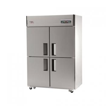 45박스 디지털 직접 냉각 수직형 냉동 540L 냉장 540L 4도어 올 스텐