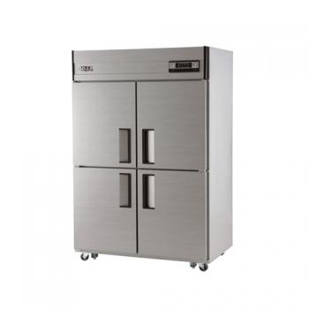 45박스 아날로그 직접 냉각 냉동 1137L 메탈릭강판 냉동고