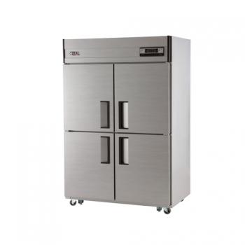 45박스 아날로그 직접 냉동 266L 냉장 839L 메탈릭강판