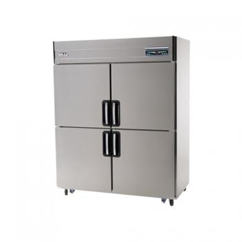 55박스 디지털 직접 냉각 수직형 냉동 670L 냉장 670L