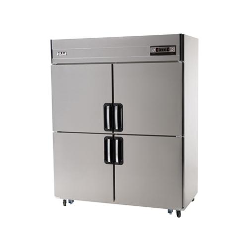 55박스 아날로그 직접 냉각 수평 냉동 670L 냉장 670L