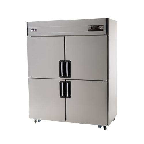 55박스 아날로그 직접 냉각 수직 냉동 670L 냉장 670L