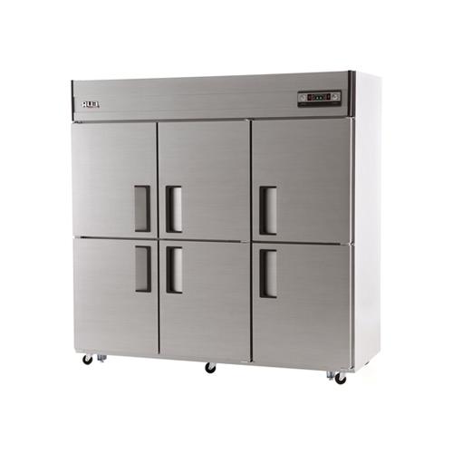 65박스 아날로그 직접 냉각 냉동 556L 냉장 1160L 내부스텐