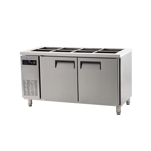 받드 냉장고 1500 에버젠 스텐 냉장 418L