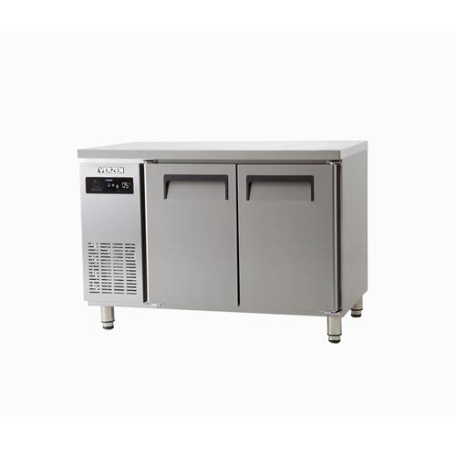 냉동 테이블 1200 에버젠 스텐 냉동 261L