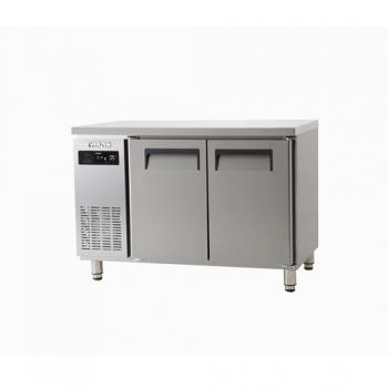 냉장 테이블 1200 에버젠 스텐 냉장 287L