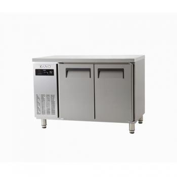 냉동 냉장 테이블 1500 에버젠 스텐 냉동 173L 냉장 173L