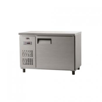 냉동 테이블 1200 아날로그 냉동 278L 내부 스텐