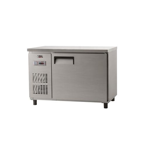 냉장 테이블 1200 아날로그 냉장 278L 내부 스텐