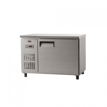 냉장테이블 1200 아날로그 냉장 278L 내부 스텐
