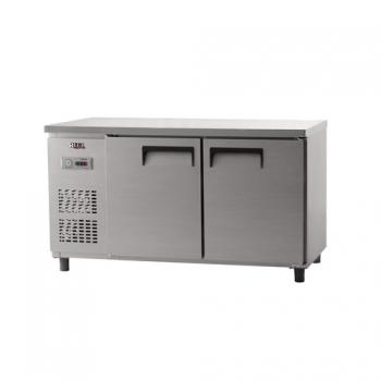 냉동 테이블 1500 아날로그 직냉식 냉동 387L 올 스텐