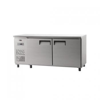 냉동 테이블 1800 아날로그 직냉식 냉동 498L 올 스텐