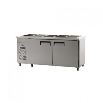 받드 냉장고 1800 디지털 냉장 550L 내부 스텐