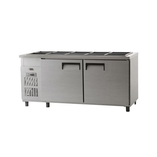 받드 냉장고 1800 내부 스텐 아날로그 냉장 550L