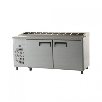 김밥 테이블 냉장고 1800 아날로그 냉장 626L 올 스텐