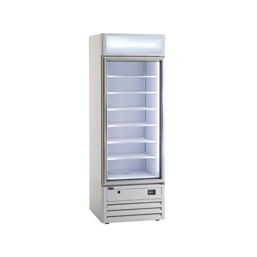 수직 냉동 쇼케이스 직냉방식 510L