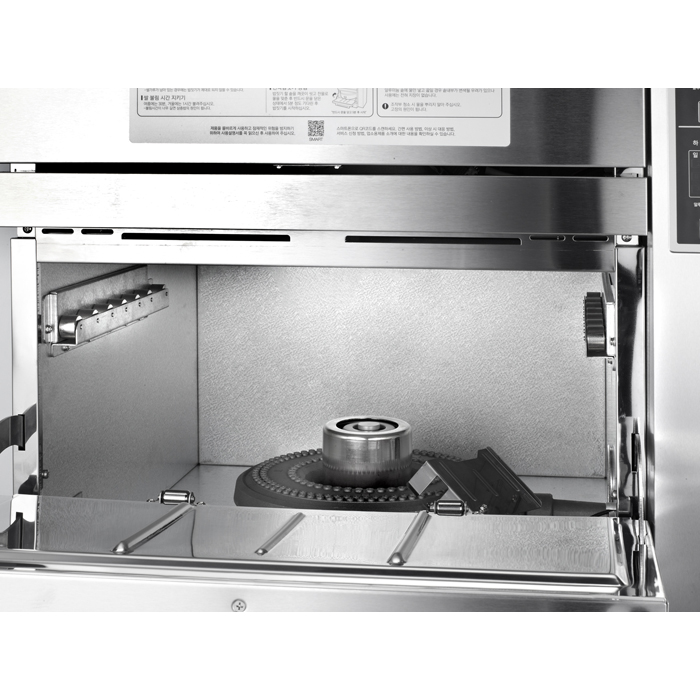 가스 자동 밥솥 대형 150인용 알루미늄
