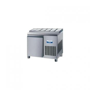콜드 토핑 테이블 냉장고 1200 간냉식