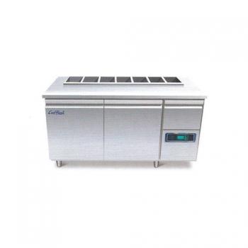 콜드 찬 받드 냉장고 1500 양쪽문 간냉식