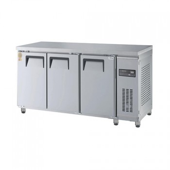 고급형 보냉테이블 1800 직접 냉각 냉장 485L 올 스텐