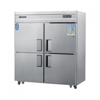 55박스 디지털 직접 냉각 수직형 냉동 720L 냉장 720L