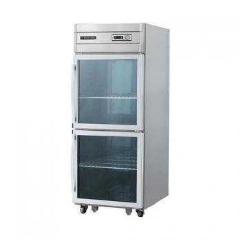 25박스 숙성고 아날로그 직접 냉각 냉장 530L 유리문