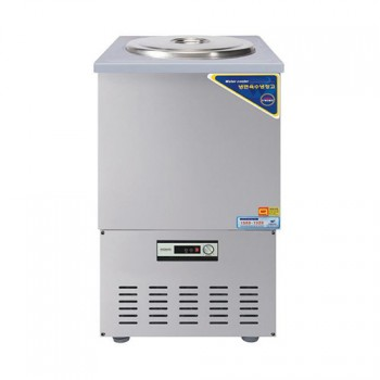 육수 3말 외통 아날로그 냉장고 55L 올스텐