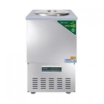 육수 3말 외통 디지털 웰빙 냉장고 55L 올스텐