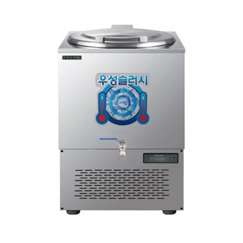 육수 외통 슬러시 냉장고 120L