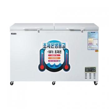 초저온 냉동고 (-50℃) 디지털 냉동 525L