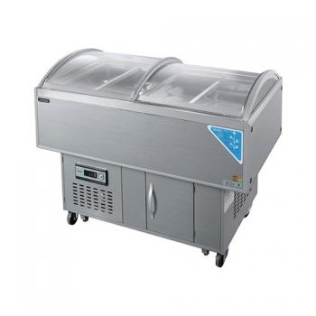 반찬 쇼케이스 아날로그 냉장 240L