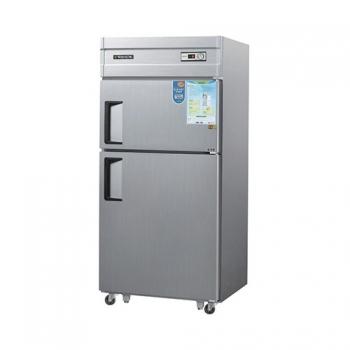 30박스 아날로그 직접 냉각 냉동 219L 냉장 461L 1/3도어 올 스텐