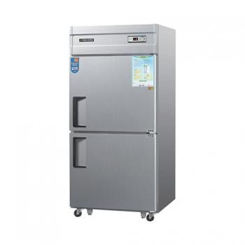 30박스 아날로그 직접 냉각 냉동 710L 내부 스텐