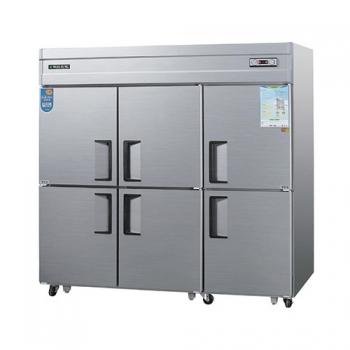 65박스 아날로그 직접 냉각 냉동 1710L 올 스텐