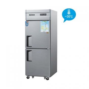 25박스 디지털 직접 냉각 냉동 540L 올 스텐
