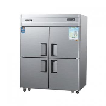 45박스 디지털 직접 냉각 수평형 냉동 560L 냉장 560L 내부 스텐