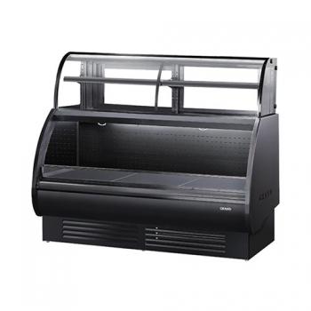 콤비 제과 쇼케이스 상부 ½ 냉장 2단 (블랙) 1500