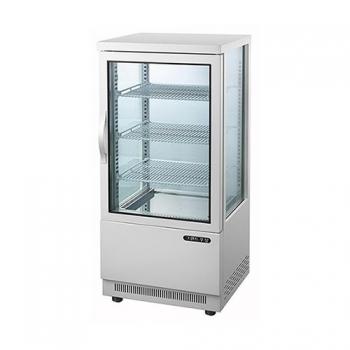 4면 유리 냉장쇼케이스(화이트) 460