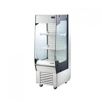 수직 오픈 냉장 쇼케이스 (화이트) 1450