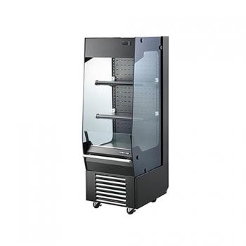 수직 오픈 냉장 쇼케이스 (블랙) 1450