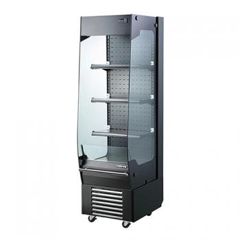 수직 오픈 냉장 쇼케이스 (블랙) 1740