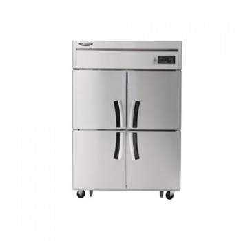 수직형 간냉 1100 반반 냉장 510L 냉동 504L