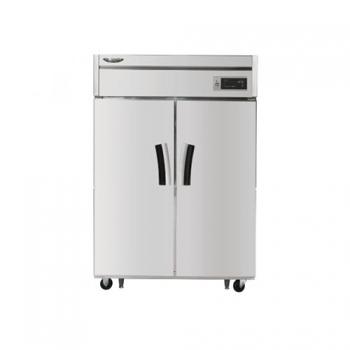 수직형 간냉 1100 장도어 냉동고 1069L